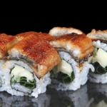 Roast Eel & Cheese Roll