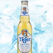 Tiger Crystal Bottle 330 ml