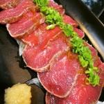 Seared Beef Tataki
