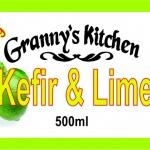 Kefir & Lime