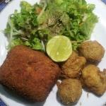 Kiev style chicken