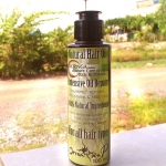 Natural intensive hair repair oil