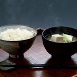 Rice & Miso Soup