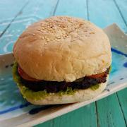 Chickpeas Burger